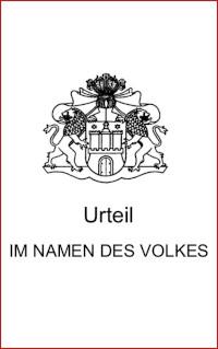 Urteil AG Hamburg
